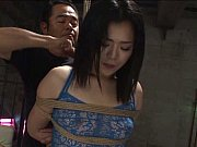 Innocent Asian girls get their butts tied and screwed