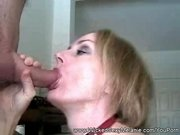 GMILF Blowjob fantasy