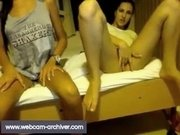 hotel room fingering party