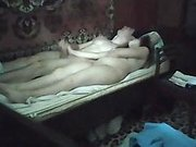 Amateur sex of a young beautiful couple. Part 4