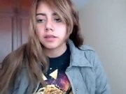 sexyaliceskay secret movie scene on 01/22/15 16:47 from chaturbate