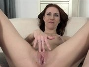 Ginger euro auditions by fucking casting guy