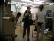 Fabulous Amateur video with Hidden Cams, Changing Room scenes