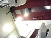 peeping Korean restaurant toilet.1