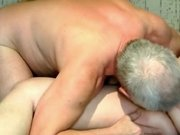 Naughty German mature couple...