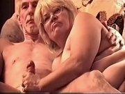 RAUNCHY ODYSSEY OF A SENIOR PAIR