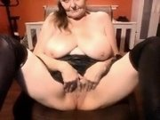 Grandma Gets Wild on Cam - Shocking Cams at 8CAMS,COM