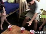 Watch Holly Stevens go out of her way to get this guy off,