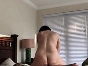 the big fucking butt of my mom