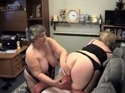 Fabulous Homemade movie with Mature, Lesbian scenes