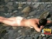 Fabulous Homemade movie with Voyeur, Beach scenes