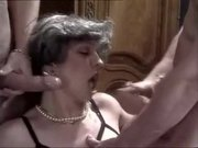 Hottest Amateur record with Double Penetration, Young/Old scenes