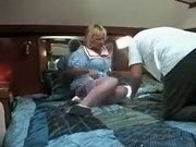 Horny Amateur movie with Wife, Blonde scenes