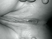French - B&W Close UP 2