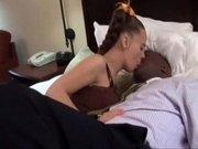 Wife with ponytail and BBC