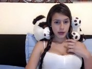 princesslatina2014 non-professional video on 01/19/15 00:39 from chaturbate