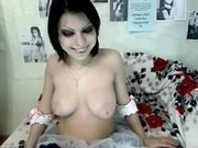 Goth Masturbation three