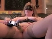 bunny wife new sex toy