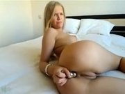 Bitch's getting nasty in this free amateur webcam vid