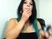 sattine non-professional clip on 01/24/15 00:34 from chaturbate