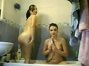 Hot bath on the livecam