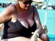 Amazing Amateur movie with Beach, Voyeur scenes