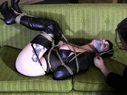 BDSM fetish Ashley Lane maledom caned rough