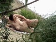 Fabulous Amateur clip with MILF, Outdoor scenes