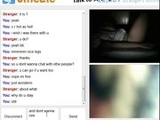 Horny Omegle Girl