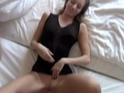 I'm having sex with my bf in this amateur ass fuck clip