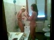 Romanian Teens Fun in the Shower