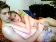 Hot Webcam porn with young couple
